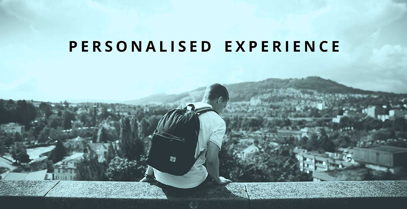 personalised-experience